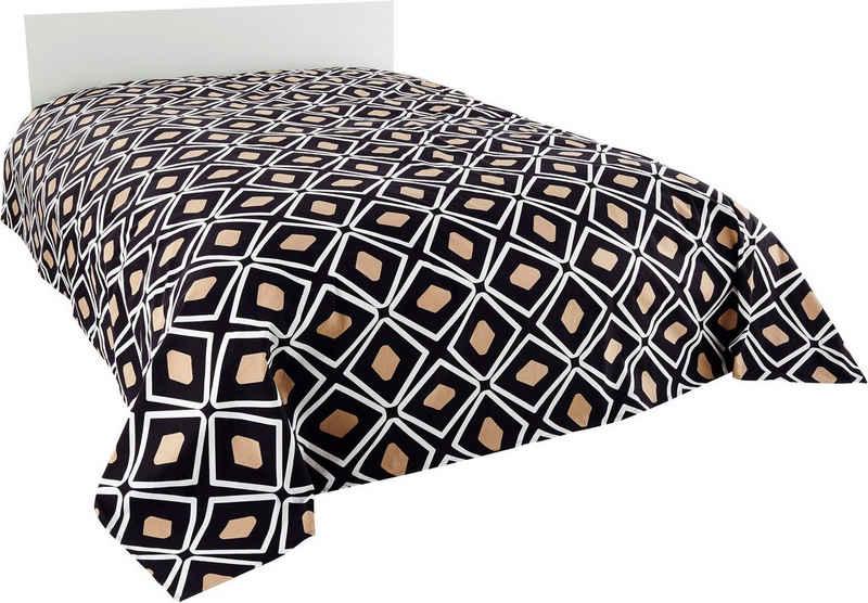 Bettüberwurf »Traveller«, Guido Maria Kretschmer Home&Living, im modernen Design