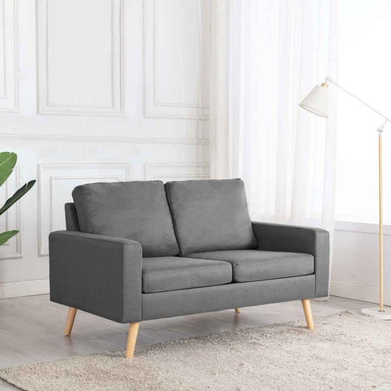 vidaXL 2-Sitzer »vidaXL 2-Sitzer-Sofa Stoff«