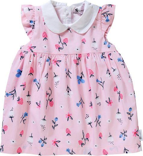 Sterntaler® A-Linien-Kleid »Baby-Kleid - Kleider -«