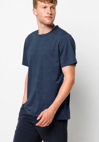 Jack Wolfskin Marškinėliai »HYDROPORE XT MEN«