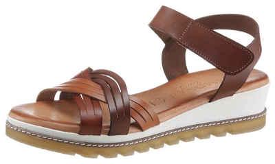 COSMOS Comfort Sandale leichter Keil