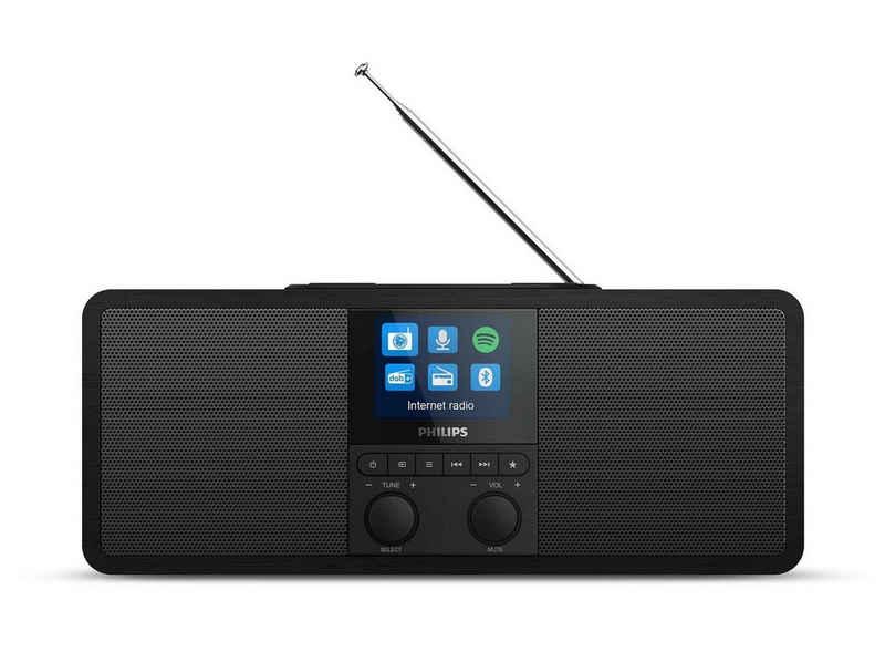 Philips »R8805« Internet-Radio (Digitalradio (DAB), Internet-Radio, UKW, DAB/DAB+, Internetradio, Automatisches digitales Tuning)