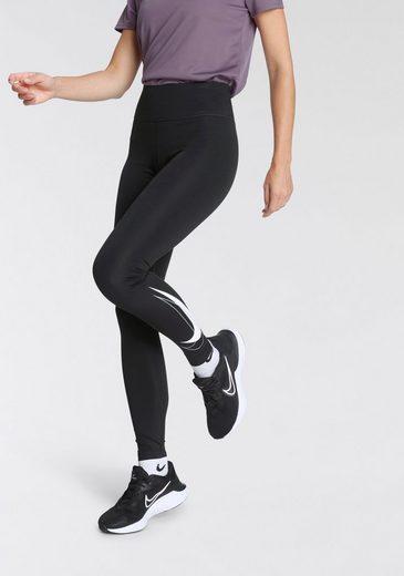Nike Lauftights »DRI-FIT SWOOSH RUN WOMENS 7/8-LENGTH«