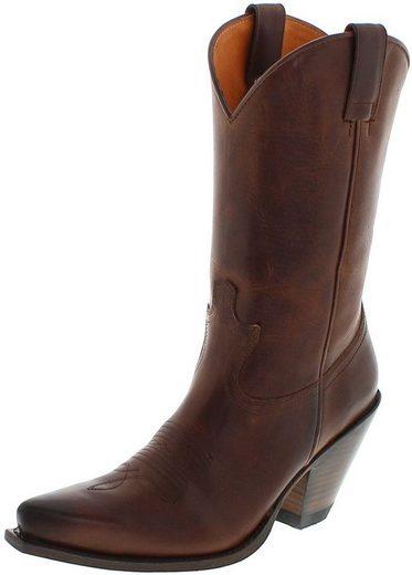 Sendra Boots »15422 Tang Damen Westernstiefel Braun« Cowboystiefel