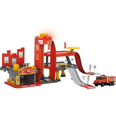Märklin Modelleisenbahn-Set »Märklin 72219 my world - Feuerwehr Station mit«