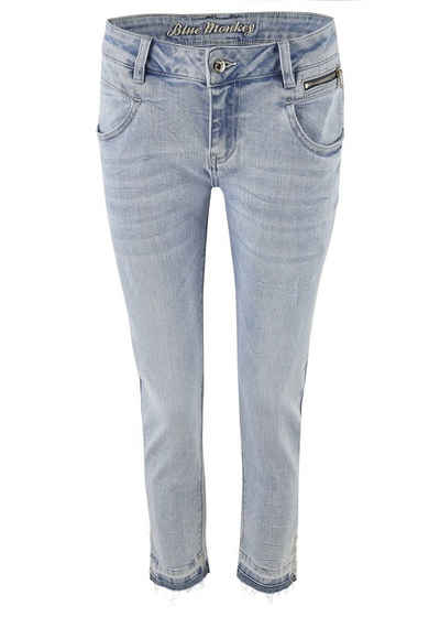 Blue Monkey 7/8-Jeans