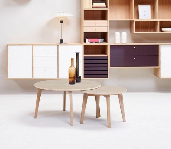 hammel Couchtisch »Single«, in zwei Breiten, Danish Design
