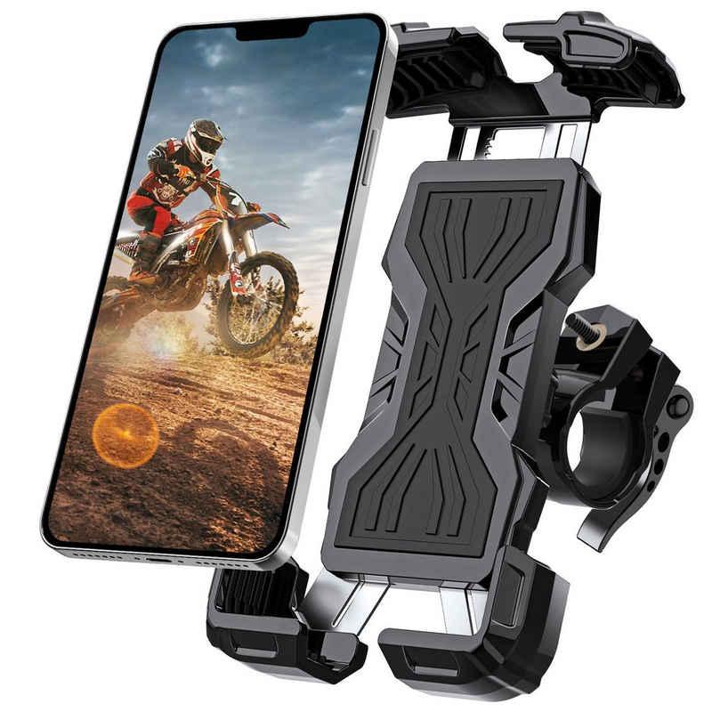 ANVASK »Universal Fahrrad Handyhalterung Fahrradhalter Handyhalter Motorradtelefonhalterung Fahrradtelefonhalter« Handy-Halterung