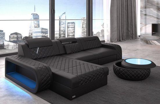 Sofa Dreams Sofa »Berlin«, L Form