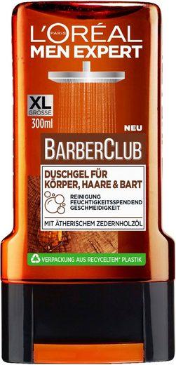 L'ORÉAL PARIS MEN EXPERT Duschgel »Barber Club«, für Körper, Haare & Bart