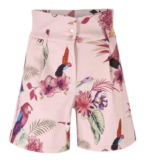 Hosen - ASHLEY BROOKE by Heine Shorts mit breitem Bund › bunt  - Onlineshop OTTO