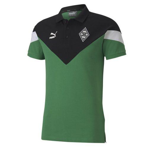 PUMA Poloshirt »Borussia Mönchengladbach Iconic MCS Herren Polo«
