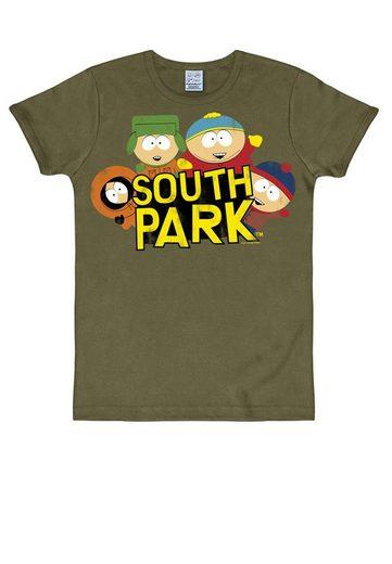 LOGOSHIRT T-Shirt mit witzigem Print »South Park«