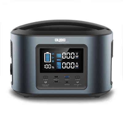 OUBO »470Wh Stromspeicher mit USB-C PD 60W« Powerstation (5-26 V)