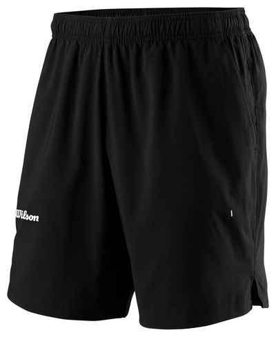 Wilson Tennisshort »Herren Tennis Shorts M TEAM II 8 SHORT«