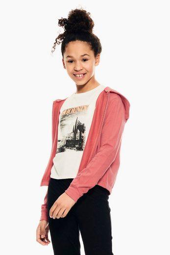 Garcia Sweater »GE120102« mit Haube