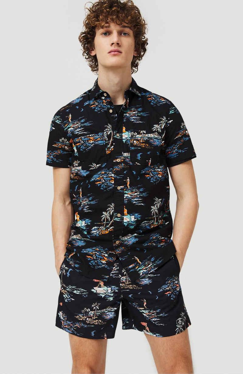 O'Neill Hemd mit kurzen Ärmeln »Tropical«