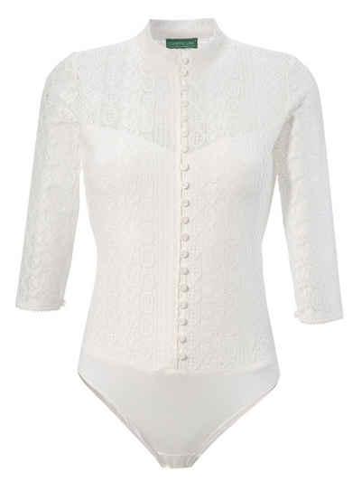Country Line Shirtbody Damen aus angenehmer, elastischer Spitze