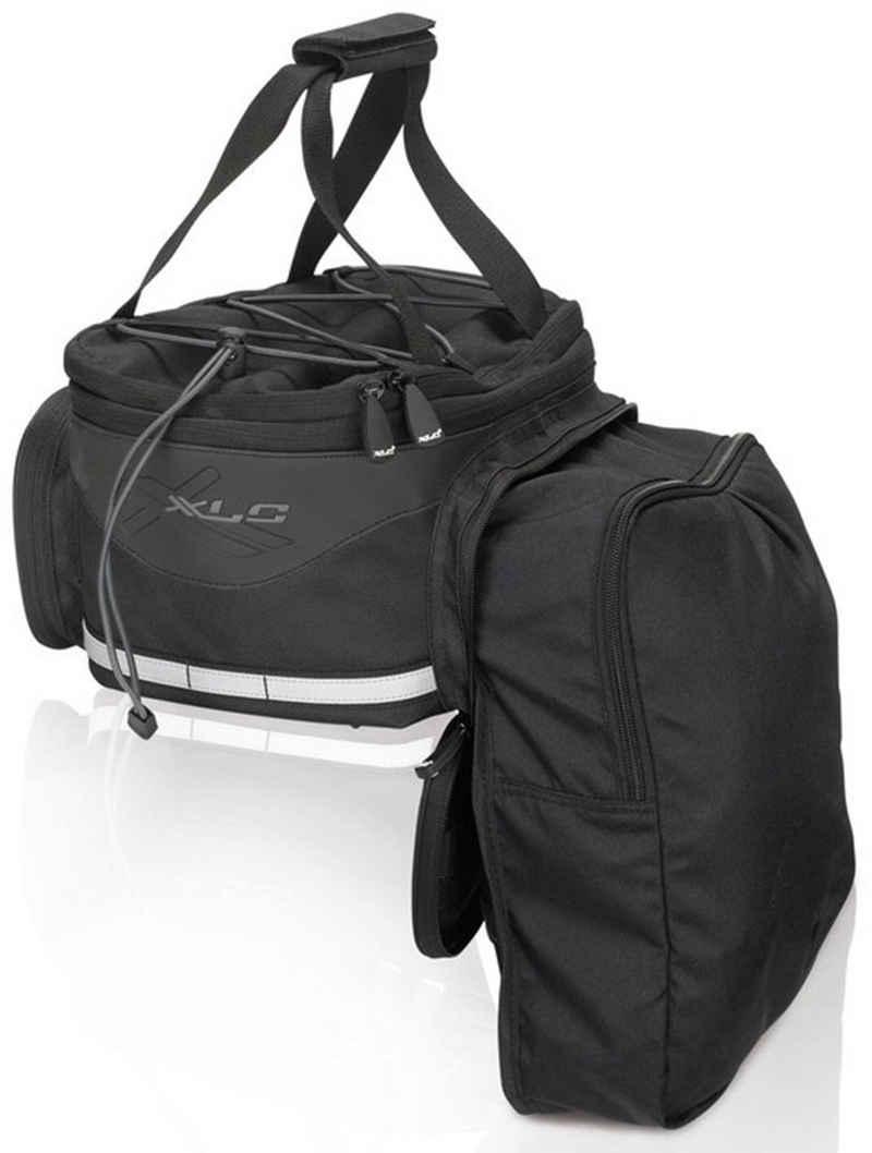XLC Gepäckträgertasche »System Gepäckträgertasche Carry more« (2-tlg)