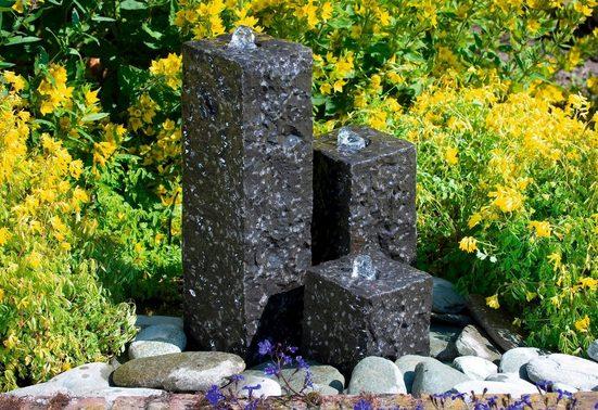 Ubbink Gartenbrunnen »Modena«, 12 cm Breite, Wasserbecken BxT: 68x68 cm