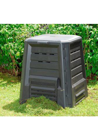 KHW Komposter BxTxH: 75x75x87 cm 340 l