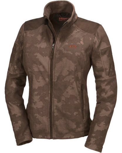 Blaser Damen Fleecejacke Camo-Art