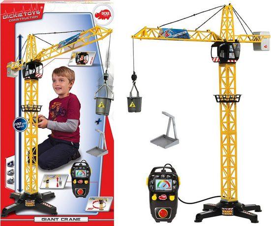 Dickie Toys Spielzeug-Auto »Giant Crane«