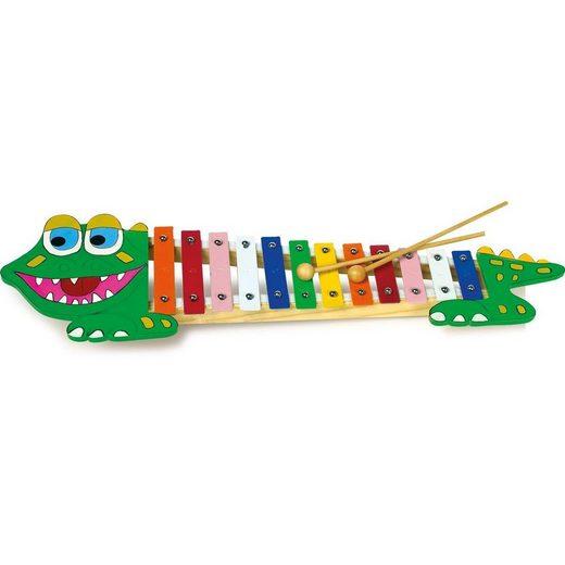 "Small Foot Xylophon »Xylophon ""Krokodil""«"