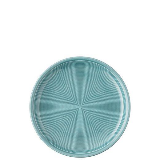Thomas Porzellan Frühstücksteller »Trend Colour Ice Blue Frühstücksteller 22 cm«