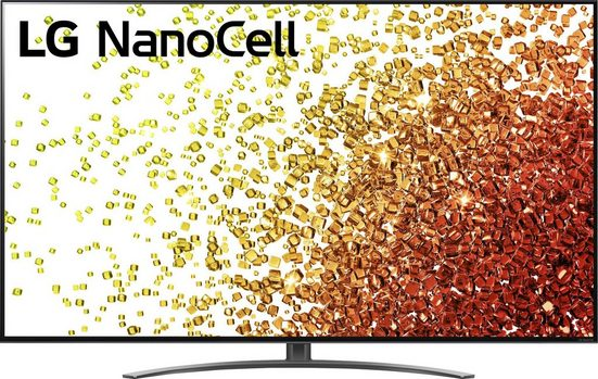 LG 65NANO919PA LCD-LED Fernseher (164 cm/65 Zoll, 4K Ultra HD, Smart-TV, (bis zu 120Hz), Full Array Dimming, α7 Gen4 4K AI-Prozessor, Sprachassistenten, HDMI 2.1)