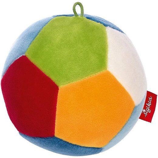 Sigikid Motorikwürfel »Aktiv-Ball bunt Baby Activity«