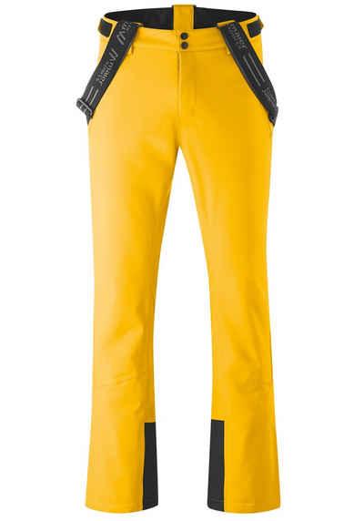 Maier Sports Skihose »Anton slim« Wattierte, sportliche Skihose für vielseitigen Einsatz