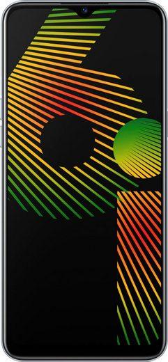 Realme 6i 4+128GB Smartphone (16,51 cm/6,5 Zoll, 128 GB Speicherplatz, 48 MP Kamera)