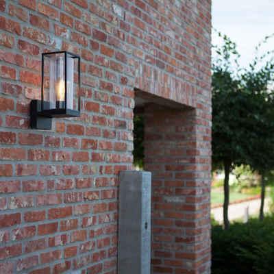 click-licht Deckenleuchte »Wandleuchte Flair stehend in Anthrazit E27 IP44«, Aussenlampe, Aussenwandleuchte, Outdoor-Leuchte
