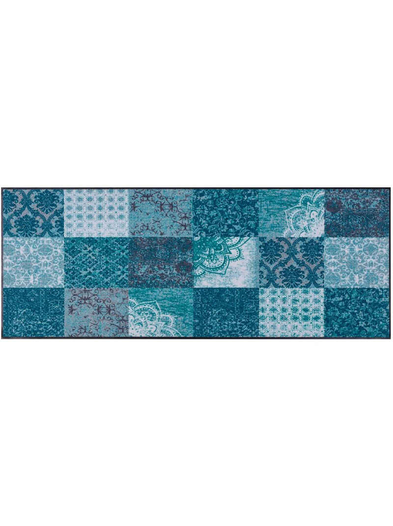 Fußmatte, heine home, rechteckig, Höhe 7 mm