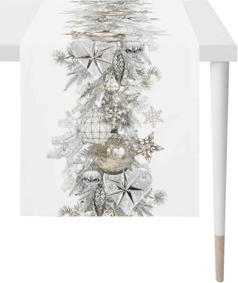 APELT Tischläufer »9599 CHRISTMAS ELEGANCE« (1-tlg), Digitaldruck