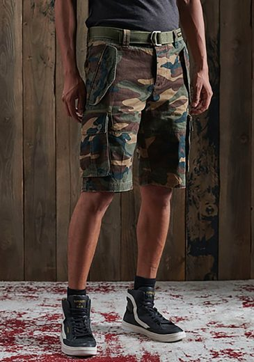 Superdry Cargoshorts »CORE CARGO HEAVY SHORT«