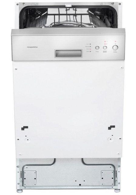 Küchenzeile York mit E-Geräten, Breite 225 cm