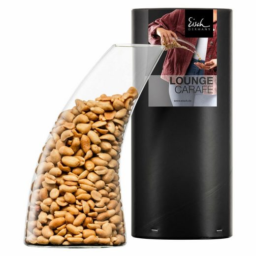 Eisch Karaffe »Trattoria Lounge Carafe 650 ml«, für Snacks oder Nüsse