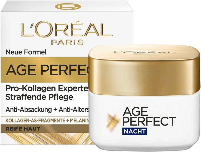 L'ORÉAL PARIS Nachtcreme »Age Perfect Pro-Kollagen Nacht«