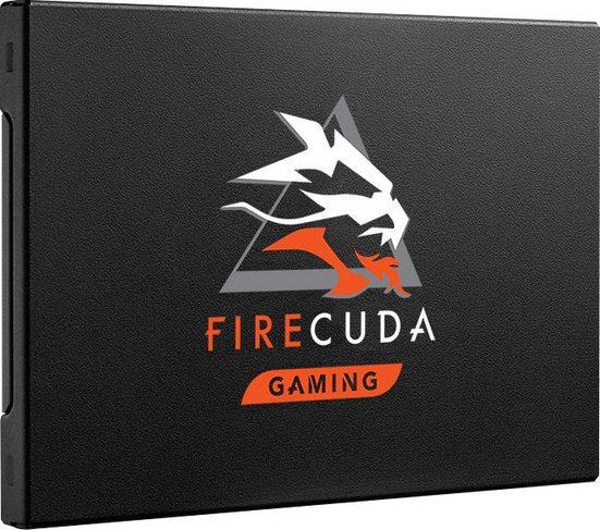 """Seagate »FireCuda 120« Gaming-SSD 2,5"""" (500 GB) 560 MB/S Lesegeschwindigkeit, 540 MB/S Schreibgeschwindigkeit)"""