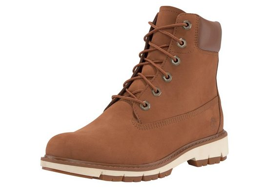 Timberland »Lucia Way 6 Inch Waterproof Boot« Schnürboots Wasserdicht