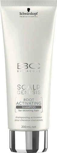 Schwarzkopf Professional Haarshampoo »BC Bonacure Scalp Genesis Root Activating Shampoo«, Für dünner werdendes Haar
