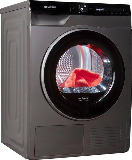 Samsung Wärmepumpentrockner DV80T6220LX/S2, 8 kg