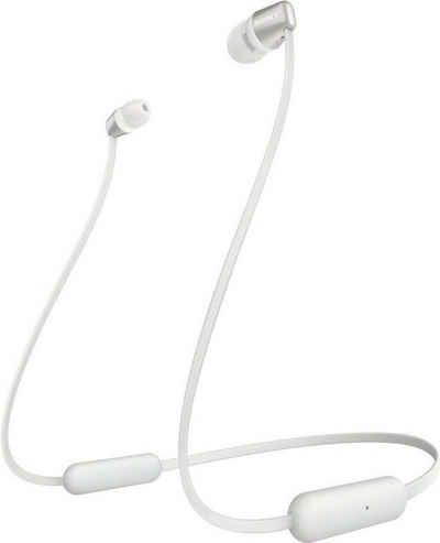 Sony »WI-C310« In-Ear-Kopfhörer (integrierte Steuerung für Anrufe und Musik, A2DP Bluetooth, AVRCP Bluetooth, HFP, HSP)