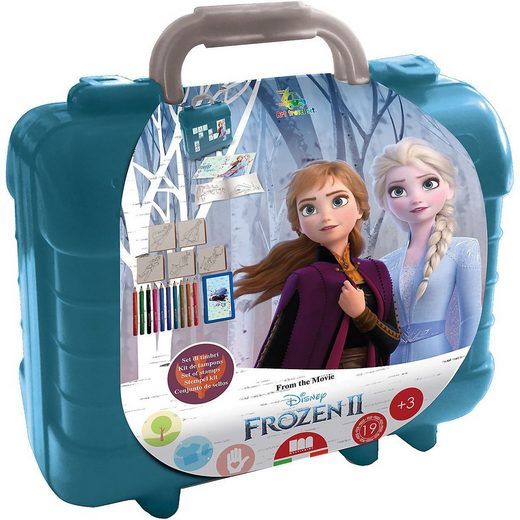 Disney Frozen Malvorlage »Frozen 2 Travel Set Malset«