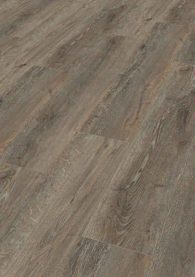 MODERNA Vinylboden »V-Rigid Premium«, Tonga Eiche, 122 x 18,4 cm, Stärke: 4,5 mm