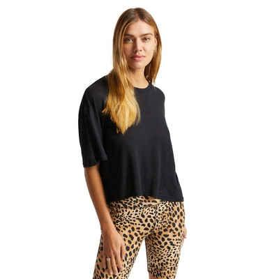 Brixton T-Shirt »Women Montauk Skimmer Tee - black« (1-tlg)