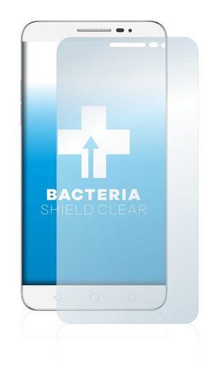 upscreen Schutzfolie »für Coolpad Modena«, Folie Schutzfolie klar antibakteriell