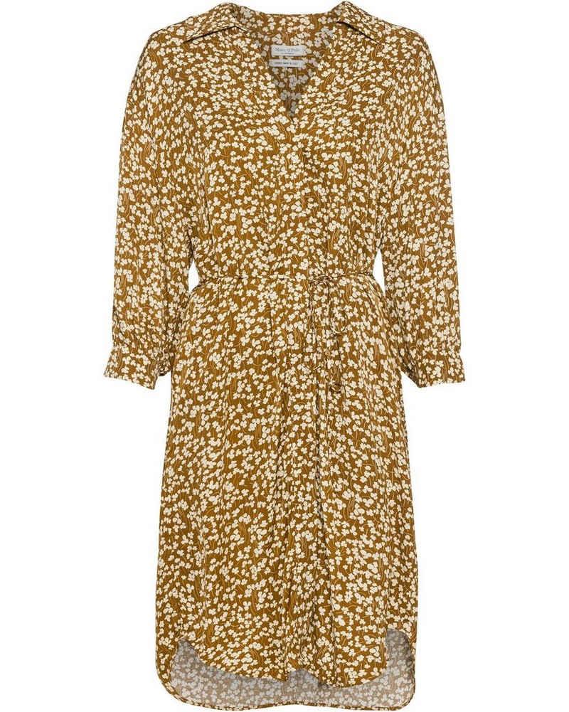 Marc O'Polo Midikleid »Kleid mit Allover-Print«
